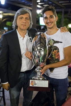 Gianluca Barbera - Top Scorer 2013/14