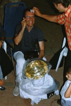 Salvo Magrì - luglio 1999