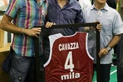 Davide Cavazza - 4000 punti
